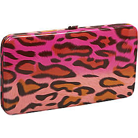 Leopard Wallet By Amici