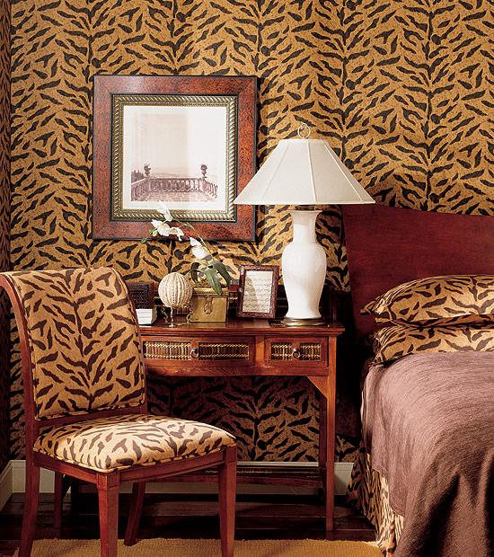 a touch of thibaut a dash and more of animal prints