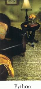 python pattern carpet