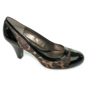 Naturalizer Bohemia Leopard Print Pump Shoes