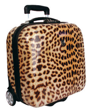 Heys Usa Ecase Leopard Laptop Case