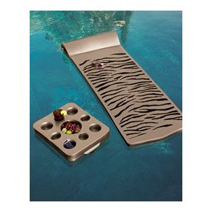 Zebra Animal Print Pool Float