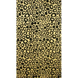 Giant Leopard Skin Beach Towel