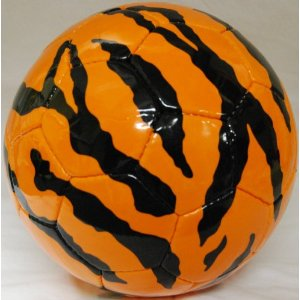 TIGER Safari Sportz Soccer Ball