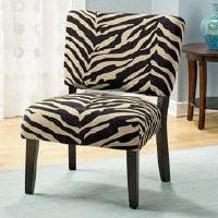 Zebra Print Furniture