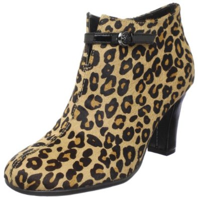 Aerosoles Women's Leopard Print Boot
