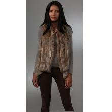 LaROK LUXE Rock My World Fur Vest