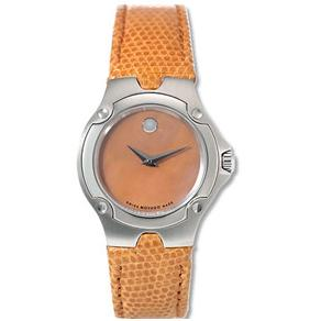 Movado Sports Edition Women's Quartz Lizard Watch