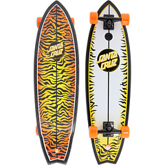 Santa Cruz Tiger Shark Complete Skateboard