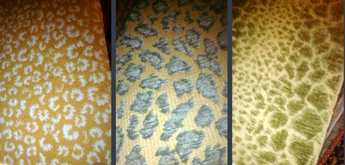 animal skin fabrics
