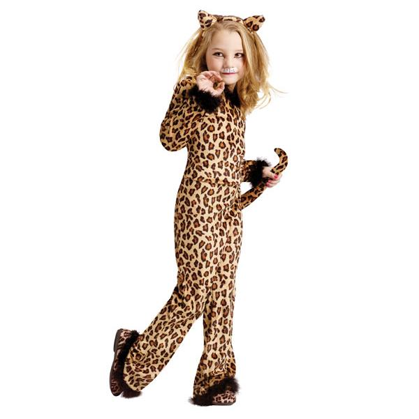 Little Leopard Child Halloween Costume