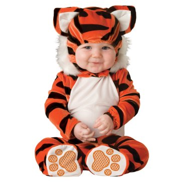 Tiger Infant/Toddler Costume
