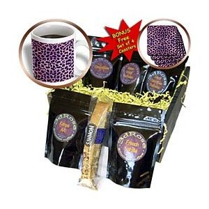 Janna Salak Designs Purple Cheetah Animal Print