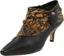 Bella Vita Women's Fairfax Boot Tiger