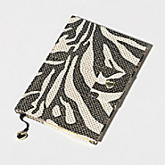 Zebra Stripes Luxe Notebook?
