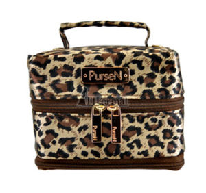 PurseN Leopard Jewelry Case