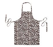 Watershed Zebra Adult Apron