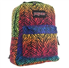 Jansport Multi-colored Tiger Superbreak Backpack