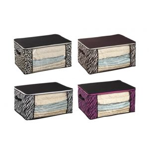Space Living Dorm Bedding Storage Box -4 Animal Prints