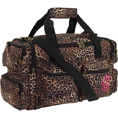 Billabong Leopard Print Overnight Bag