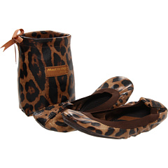 Zigi Soho Leopard Print Flat Shoes