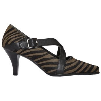 Aerosoles Zebra Black Mink Pump Shoes