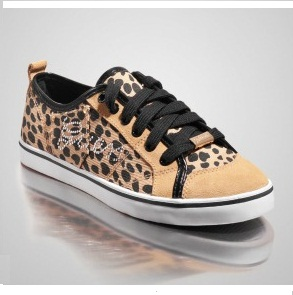 GUESS Cheeath Animal Print Sneakers