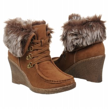 Hot Kiss Sander Faux Fur Shoes