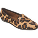 Aerosoles Leopard Animal Print Slip On Shoes
