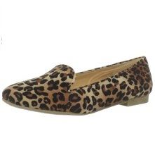 Women's Leopard Print Flat Shoes