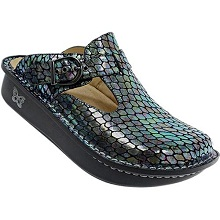 Alegria Classic Brilliant Snake Leather Women's Shoes
