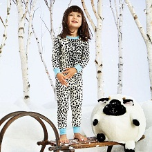 BEDHEAD Cheetah Children's Pajamas