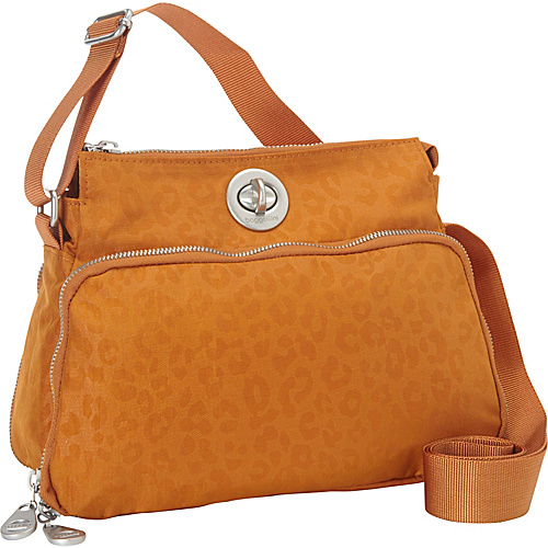 baggallini Paris Bagg Cheetah Handbag