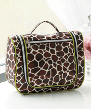 Giraffe Hanging Travel Organizer Bag