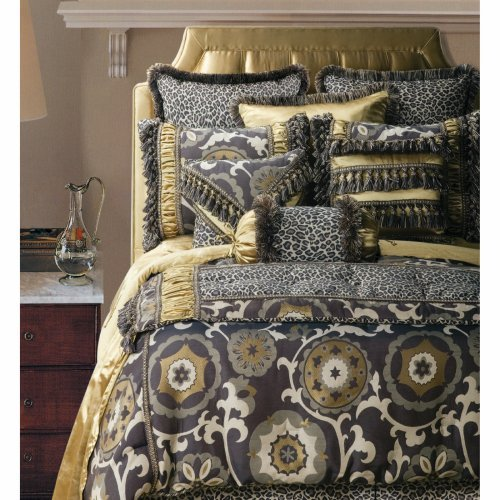 Jennifer Taylor Cheetah Animal Comforter/Duvet Set