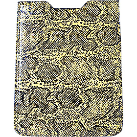 Leatherock Cozy iPad Sleeve Snake