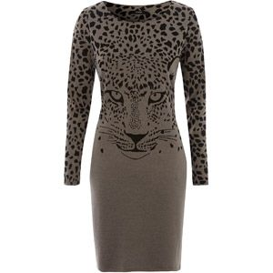 George International Women's Animal Print Dress