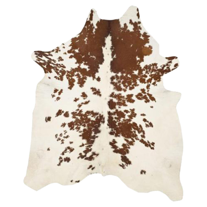 Cow Hide Caramel Rug