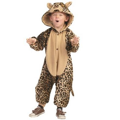 Leopard Funsies Toddler Costume