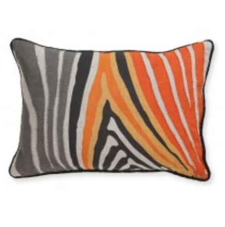 Zulu Zebra Pattern Pillows