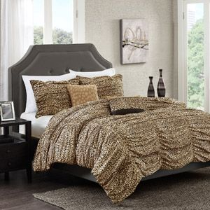 Better Homes and Gardens Zahara 5-Piece Bedding Comforter Set