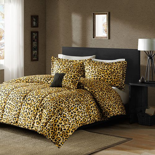 Comfort Classics Lagos Softspun 3M Down-Alternative Comforter Set