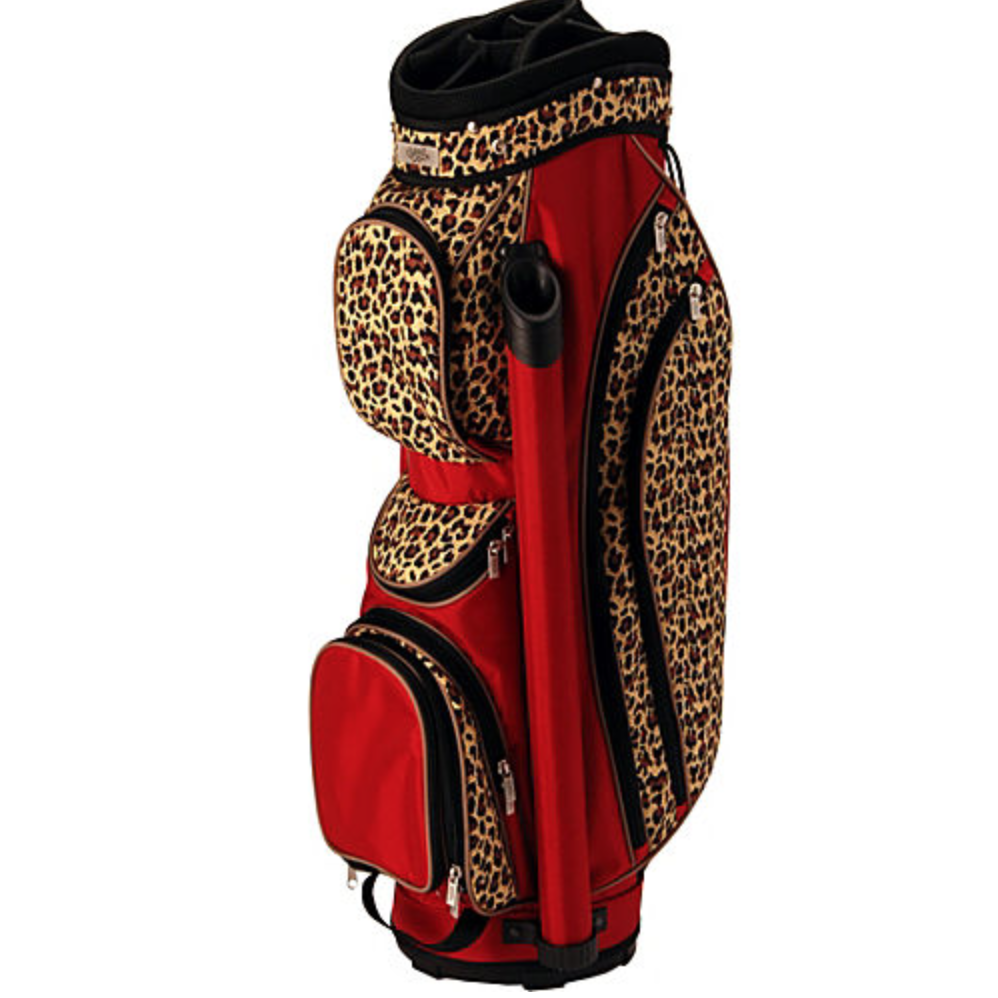 Leopard Glove It Sport Golf Bag
