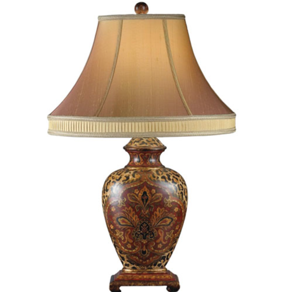 Bradburn Gallery Leopard Table Lamp